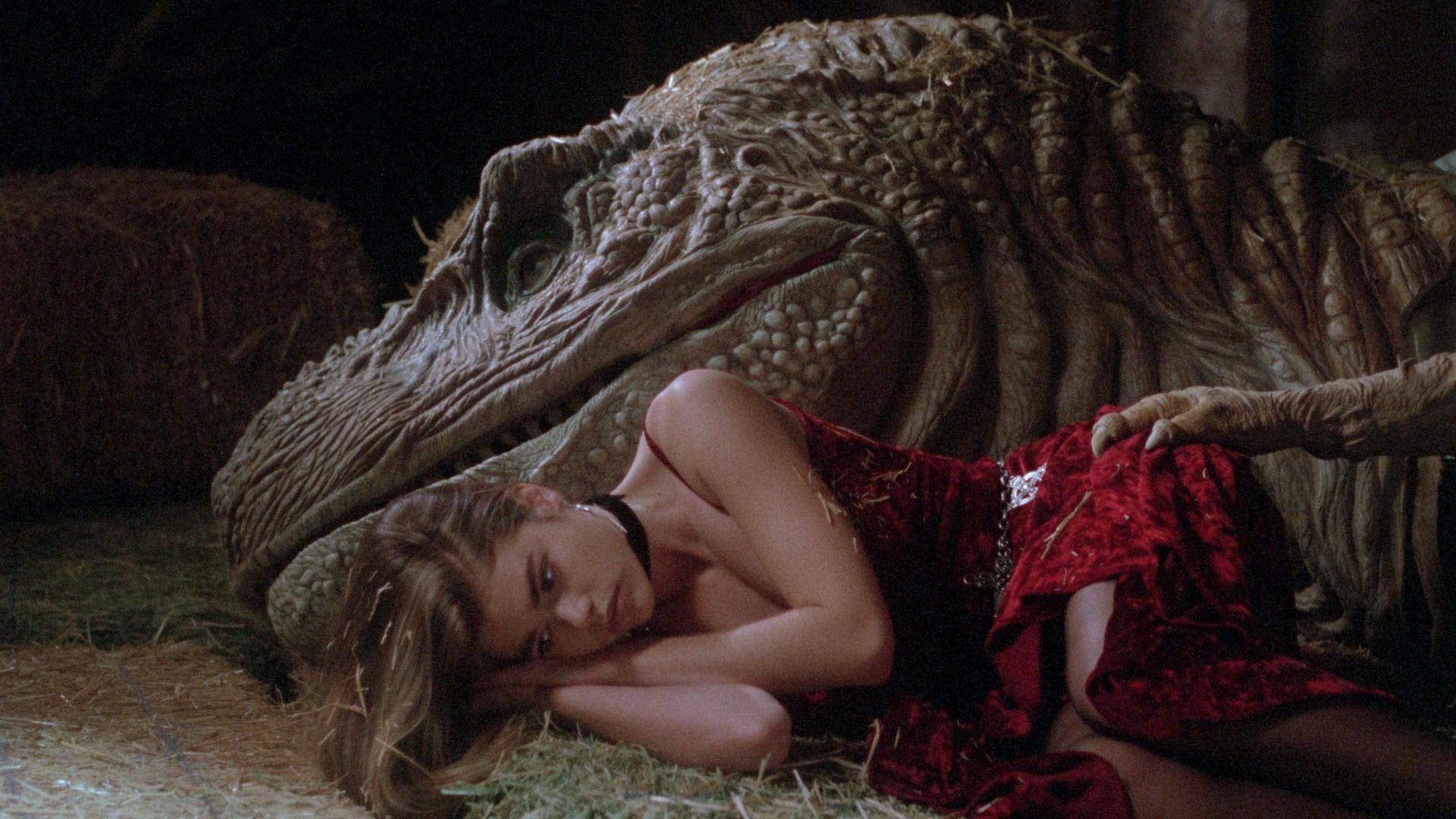 Tammy ja türannosaurus Rex