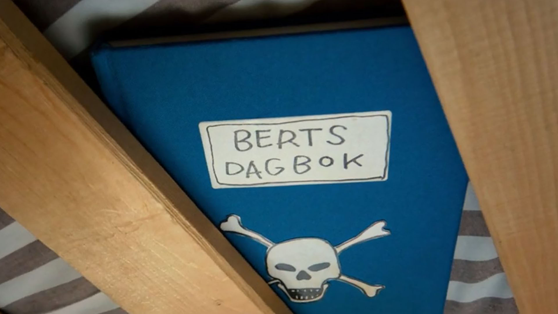 Bert's Diary