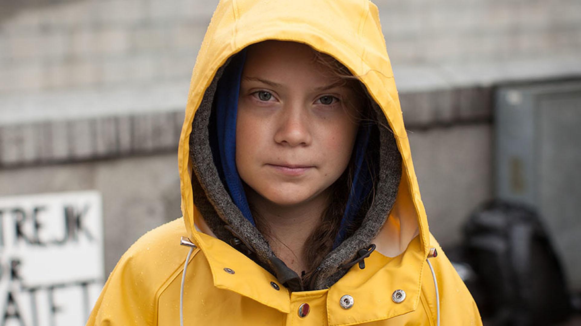 Greta Thunbergi lugu