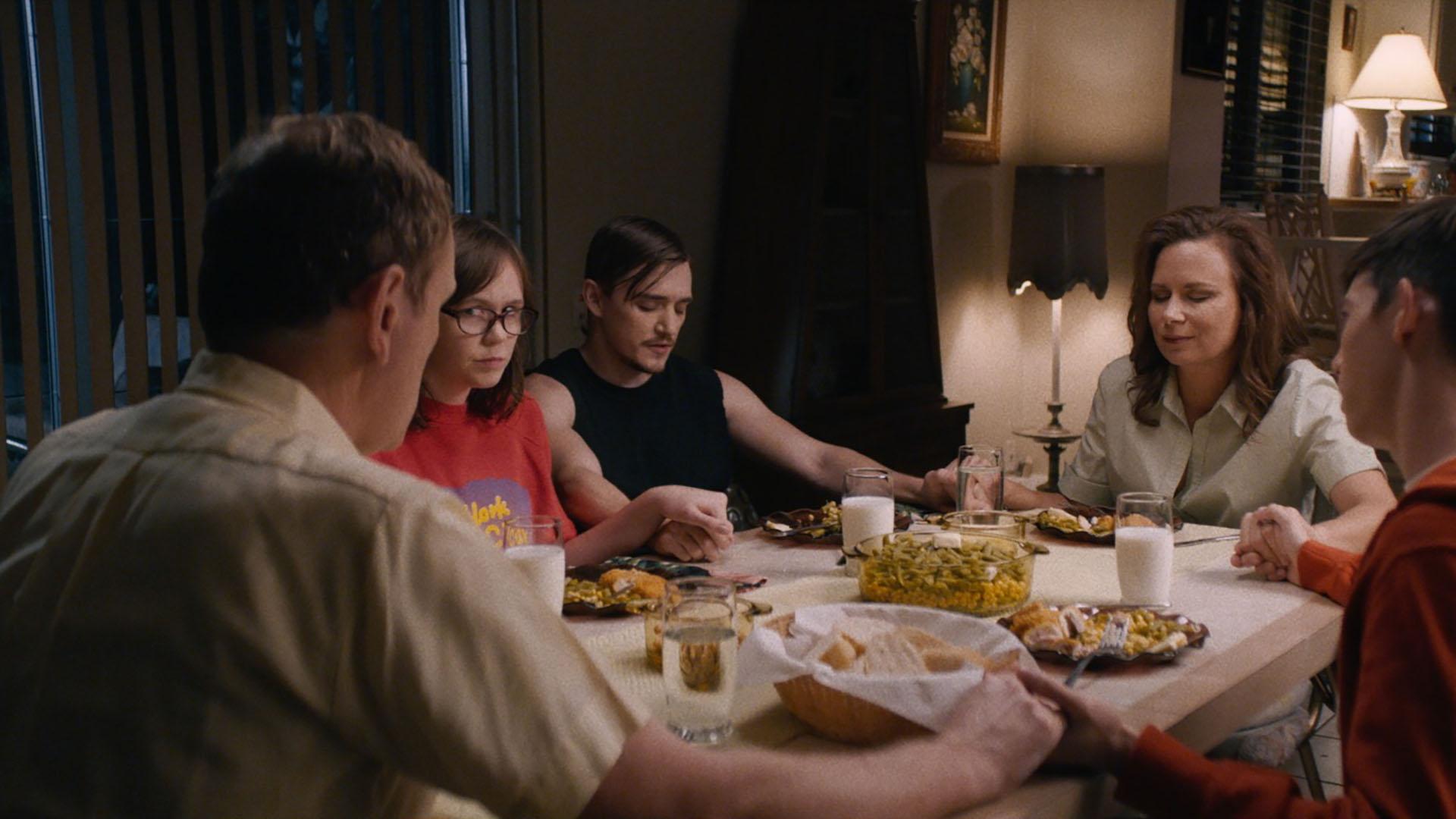 Õhtusöök Ameerikas