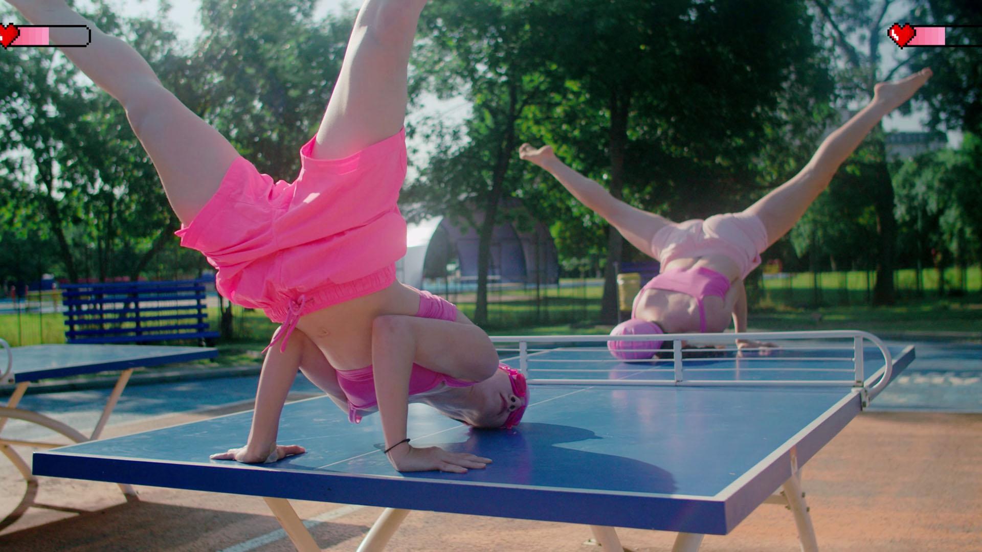 Dance Films: Kinetic Novellas