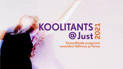 Koolitants @ Just I